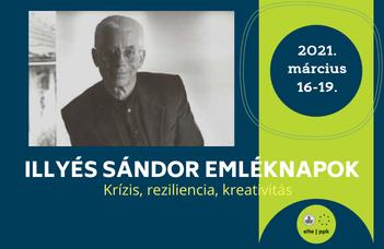 Illyés Sándor emléknapok: ONLINE perinatális előadások - 2021. március 19. péntek